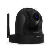 Foscam FI9826P: Έγχρωμη Ρομποτική IP κάμερα, HD (960p) με 3x οπτικό zoom, PnP, WiFi/Ethernet, H.264, Νυχτερινή Λήψη (έως 8 μ.), μνήμη SD – IP Camera (Μάυρη)