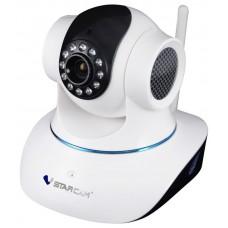 VSTARCAM C7835WIP: Ρομποτική IP κάμερα, HD (720p), WiFi/Ethernet, H.264, Νυχτερινή Λήψη (έως 10 μ.), μνήμη microSD – IP Camera (Λευκή)