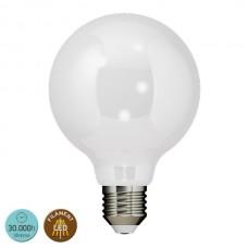 ΛΑΜΠΑ LED FILAMENT 360° 8W E27 G95 2700K