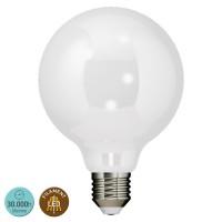 ΛΑΜΠΑ LED FILAMENT 360° 8W E27 G125 2700K