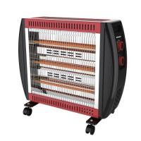 Θερμάστρα Χαλαζία PRQH-81055 Primo Κόκκινη 2400W