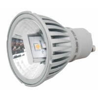 ΛΑΜΠΑ LED GU 10 5W COB - 24o DIMMABLE 3000K