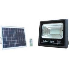 Ηλιακός Προβολέας Led 40W με Τηλεχειριστήριο και Ηλιακό Πάνελ 5461